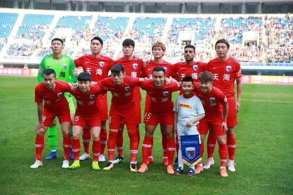 国足选拔队邀天海13日热身 16日泰达天海继续热身